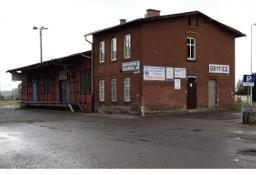 Lokal Gryfice, ul. Dworcowa 2