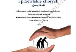 BIZNESPLAN usługi opiekuńcze i pielęgnacyjne dla osób starszych, niepełnosprawnych i przewlekle chorych (przykład) 2017
