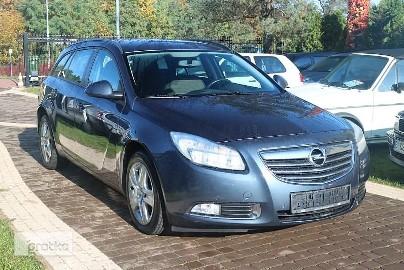 Opel Insignia I Możliwa zamiana