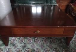 Włoski stolik kawowy z szuflada - Antyk