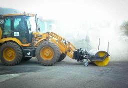 Odmiatarka hydrauliczna Kovaco do koparko-ładowarek