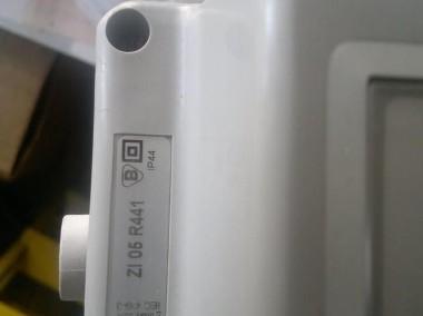 Zestaw instalacyjny z gniazdem 32A, spamel zi o5 r441-2