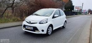 Toyota Aygo I 5 Drzwi / Klima / Ledy / Elektryka / Zadbany !!