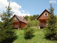 Domki drewniane całoroczne do wynajęcia w górach.