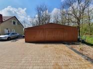 PRODUCENT Garaż 8x5 6x6 6x5 5x6 4x5 Wiata hala zadaszenia