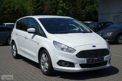 Ford S-MAX III 2.0 TDCI NAWI BEZWYPADKOWY ALUM ,