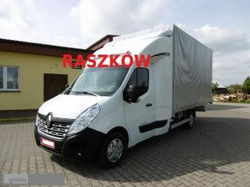 Renault Master master 2.3 165 km spojtrak 8 paletowy plandeka 8,9,10 ep