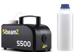 Wytwornica dymu BeamZ S500 + 1,25 l płynu