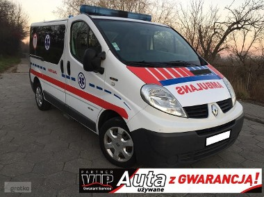 Renault Trafic Ambulance Karetka Ambulans Karetka Ambulance 2,0 DCI DUŻA NAVI-1