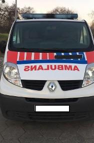 Renault Trafic Ambulance Karetka Ambulans Karetka Ambulance 2,0 DCI DUŻA NAVI-2