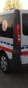 Renault Trafic Ambulance Karetka Ambulans Karetka Ambulance 2,0 DCI DUŻA NAVI-4