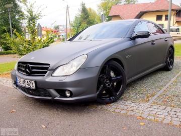 Mercedes-Benz Klasa CLS W219 63 AMG V8 514 KM VAT-23%