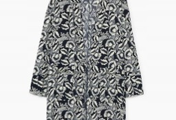 (38/40) /(M/L) MANGO/ Długi płaszcz plażowy, narzutka, kardigan z Madrytu/ NOWY