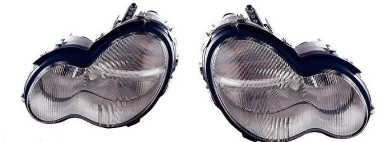C KLASA W203 00-03 REFLEKTOR LEWY LUB PRAWY LAMPA LEWA NOWA Mercedes-Benz Klasa C-1