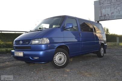 Volkswagen Transporter T4 2,5 TDI 102 km długi 9-osobowy klimatyzacja