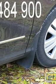 FIAT PUNTO EVO chlapacze gumowe komplet 4 sztuk blotochronów Fiat Punto-3