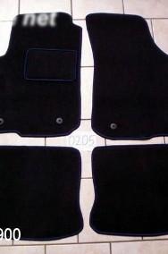 AUDI A3 1996-2003 najwyższej jakości dywaniki samochodowe z grubego weluru z gumą od spodu, dedykowane Audi A3-2