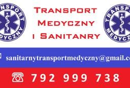Transport medyczny i sanitarny, Przewóz chorych i niepełnosprawnych