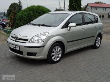 Toyota Corolla Verso III 1.8 vvti Bogate Wyposażenie 7 osob.