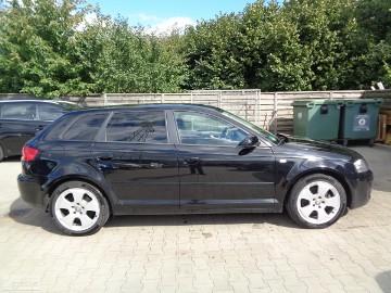 Audi A3 II (8P) 2.0T FSI Ambition S tronic