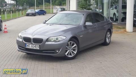 BMW SERIA 5 520 BMW 520d