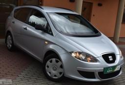 SEAT Altea XL TYLKO 131 TYS.KM.1,6 MPI 102 KM Klimatyzacja Czujn