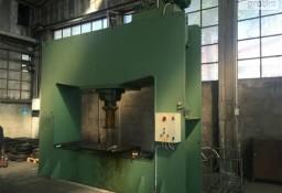 Prasa hydrauliczna do prostowania 200 ton