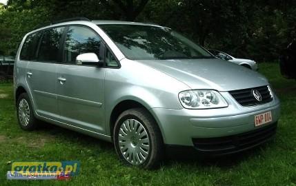 Volkswagen Touran I 2.0_TDI_140_KM_6-BIEGÓW_SUPER