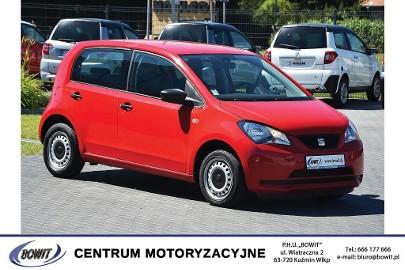 SEAT Mii I 2018r 1.0 benzyna - Klimatyzacja AC