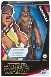 Chewbacca Figurka Star Wars Gwiezdne Wojny Skywalker Odrodzenie E9
