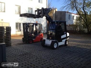 Kursy operatorów wózków widłowych - Śląsk - 365 zł.-1