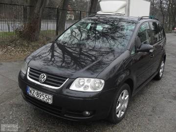 Volkswagen Touran I 1.9 TDI 6biegów zarejestr.I wł. klima I rej.2007 r