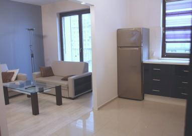 2-pokojowe nowoczesne mieszkanie 52m² z 2 balkolami i miejscem w garażu podziemnym, Kraków Płaszów, ul. Przewóz