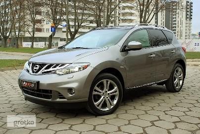 Nissan Murano II Salon Polska! Serwis ASO! Najbogatsze Wyposażenie! Automat! 4x4!