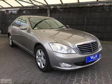 Mercedes-Benz Klasa S W221 320 CDI-1