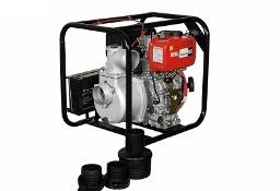 Motopompa spalinowa diesel pompa KRAFTWELE WP80X 120m3/h!!!