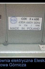 Przełącznik PZK 3x600-3