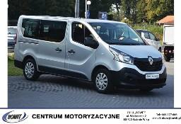 Renault Trafic III 2015r 1.6 DCI - Nawigacja, Klimatyzacja AC - 9 osobowy