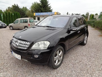 Mercedes-Benz Klasa ML W164 ML 420 CDI 4-Matic