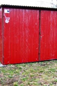 Garaże blaszane, wiaty, hale, konstrukcje stalowe-2