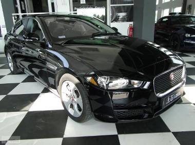 Jaguar XE I 2.0 Benzyna/ Niski przebieg/ Zadbany/Climatronic-1