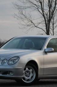 Mercedes-Benz Klasa E W211 Zarejestrowany*Serwis*Automat*Alufelgi-2