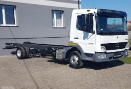 Mercedes-Benz Atego 1218 RAMA DO ZABUDOWY 4x MANUAL BLUETEC 5 WIDELEC ROZSTAW OSI 4,8 M