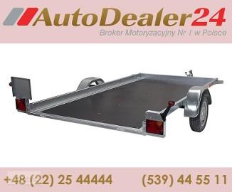 AutoDealer24.pl [NOWA FV Dowóz CAŁA EUROPA 7/24/365] 255 x 166 x 10 cm Neptun MULTI N7-255 multi