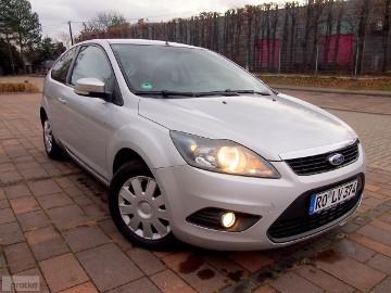 Ford Focus Mk2 1.6 Benz 116 KM Bezwyp. Oryg. Lakier! KeyLess