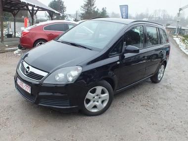 Opel Zafira B PIĘKNA=ZADBANA-1