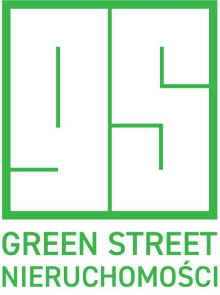 Logo GREEN STREET NIERUCHOMOŚCI SPÓŁKA Z OGRANICZONĄ ODPOWIEDZIALNOŚCIĄ