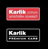 Logo. Grupa Karlik, Salon samochodów